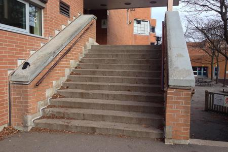 Preview image for Brown School 12 Stair Hubba