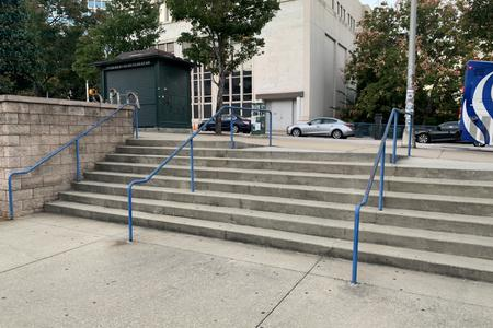 Preview image for GSU 8 Stair Gap Over Rail