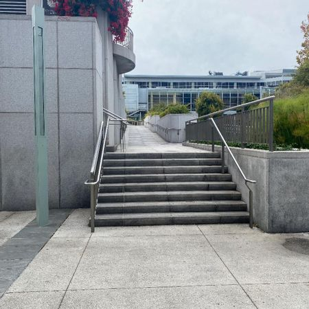 Preview image for Yerba Buena Gardens 8 Stair