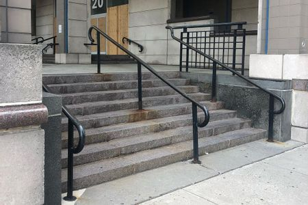 preview image for Mary G. Roebling Building 9 Stair Rail