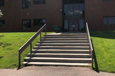Preview image for Cheyenne Mountain Elementary 10 Stair Rails
