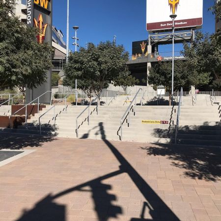 Preview image for ASU Stadium Rails