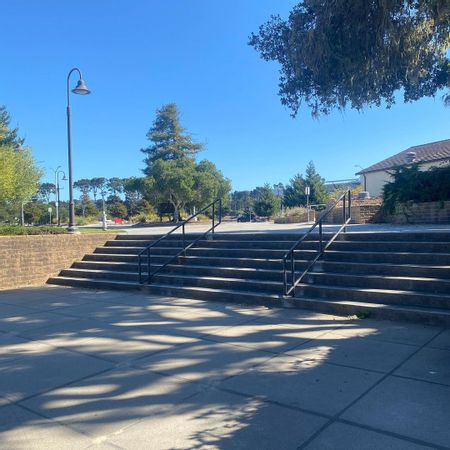 Preview image for Monterey Peninsula College - 7 Stair Rail