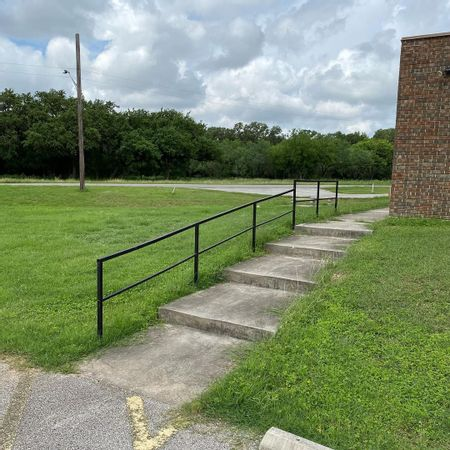 Preview image for Northwest Hills Baptist Church - Long 4 Stair Rail