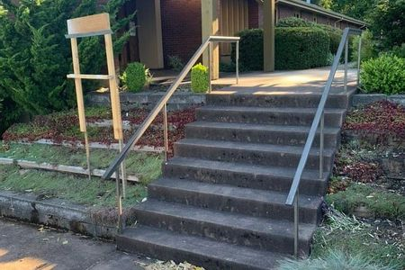 Preview image for Westside Vineyard Church 8 Stair Rail