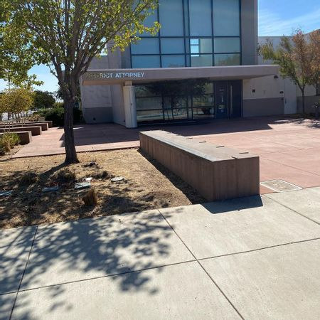 Preview image for Morgan Hill Courthouse - Planter Ledge
