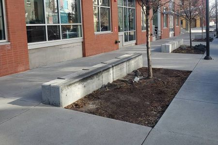 Preview image for Mariposa Child Care Center Sidewalk Ledges
