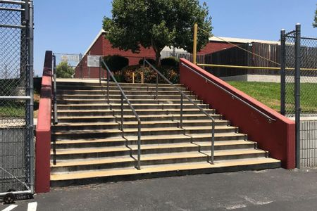 Preview image for Ontario High School 14 Stair Rails / Hubba