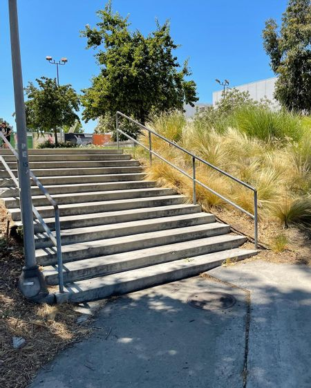 Preview image for CSU Northridge - 13 Stair Rail