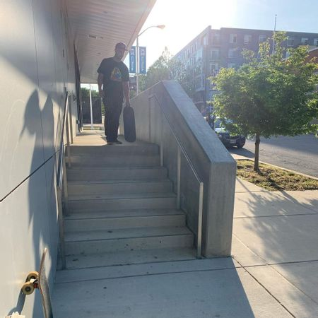 Preview image for The University of Baltimore - 7 Stair Hubba