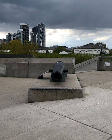 Preview image for Fort York - Cannon Ledge
