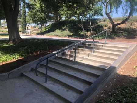 Preview image for Moorpark College - 10 Stair Rail