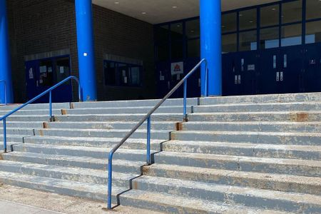 preview image for Sinagua Middle School 10 Stair Rail