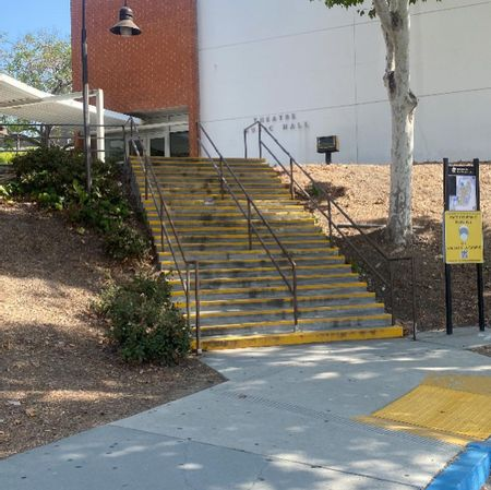 preview image for CSU - 23 Stair Rail