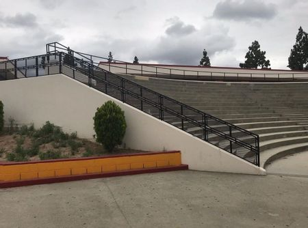 Preview image for Glen A. Wilson High School - 25 Stair Rail