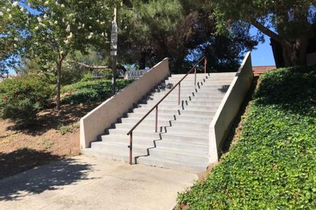 Preview image for Valle Vista Elementary 18 Stair Rail