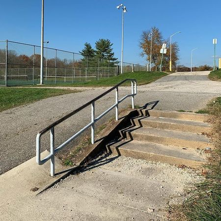 Preview image for Perry Hall High School Long 4 Stair Rail
