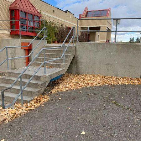 Preview image for Springbank Middle School - Double Set Gap Over Rail