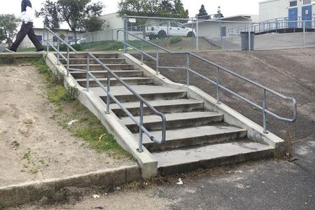 Preview image for Dana Hills High School 5 Flat 5 Rail