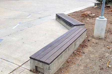 Preview image for Orange Coast College Benches