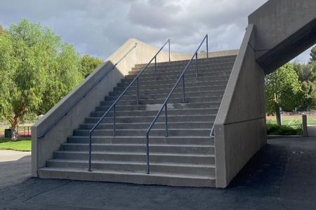 Preview image for College of the Canyons 20 Stair Rail