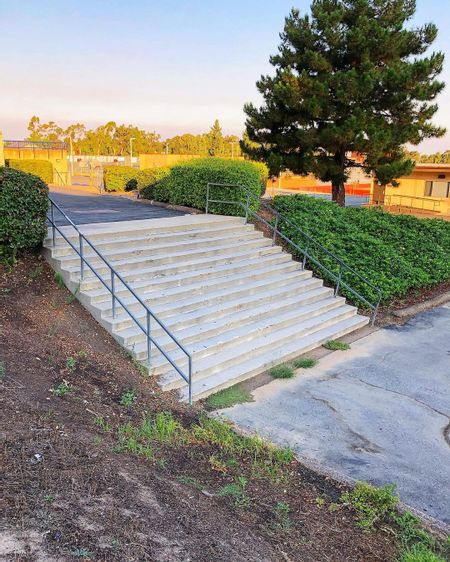 Preview image for University High School 13 Stair Rail