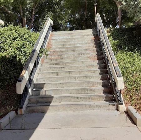 Preview image for Riverside City College - 18 Stair Rail