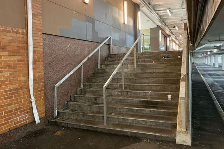 Preview image for LA Fitness 13 Stair Rails