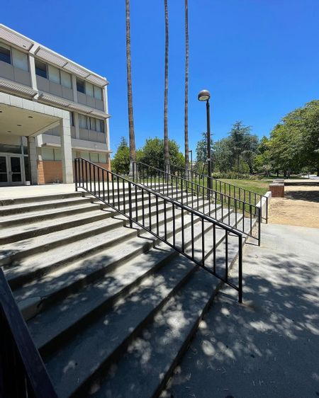 Preview image for CSU Northridge - 10 Stair Rails