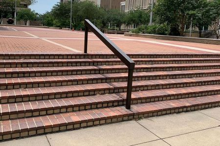 Preview image for John Sealy Hospital 7 Stair Rail