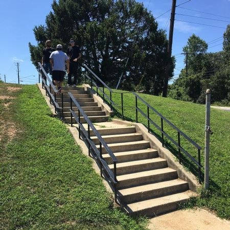 Preview image for High Point High School - 8 Flat 8 Double Set Rail