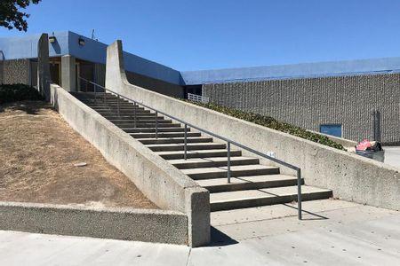 Preview image for Bernal Intermediate School 23 Stair Rail