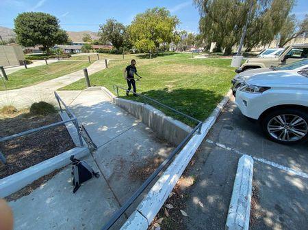 Preview image for Ventura College - Handicap Rail