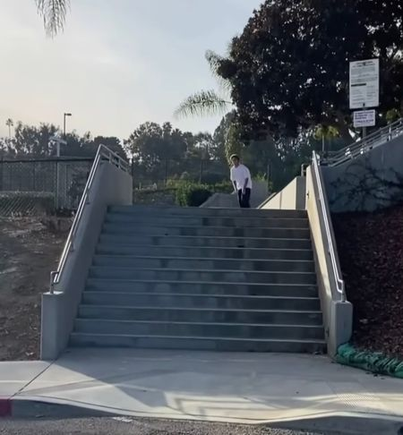 Preview image for Earl Warren 12 stair