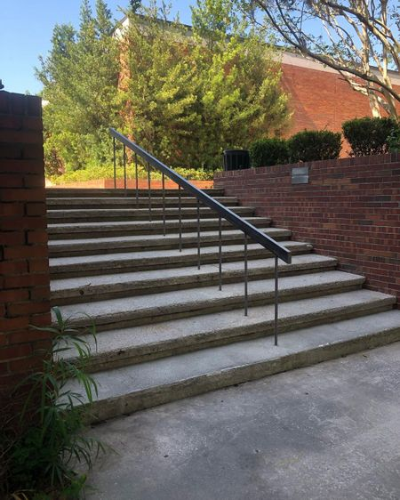 preview image for University of Florida - 10 Stair Rail