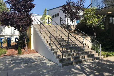 Preview image for Franklin High School 18 Stair Rail