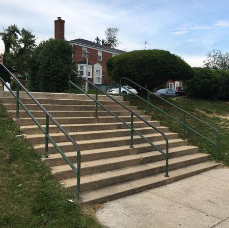 Preview image for Northwood Elementary School - 12 Stair Rail