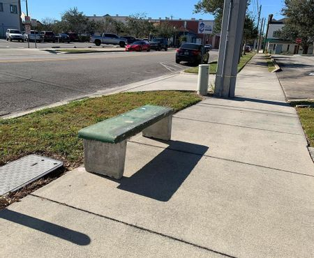 Preview image for Seminole Law Library Bench