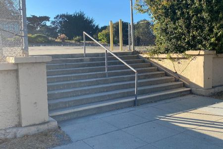 Preview image for Monterey High School 9 Stair Rail