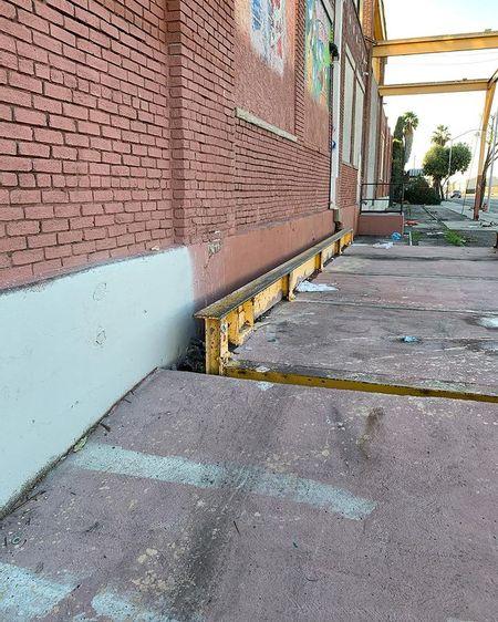 Preview image for E Slauson Ave Metal Ledge
