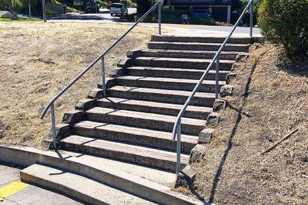 Preview image for Palos Verdes Intermediate School 13 Stair Rail
