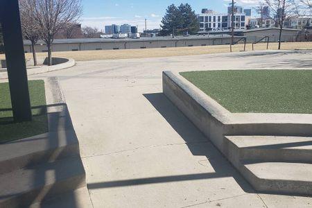 Preview image for Valdez Elementary Fake Planter Ledges