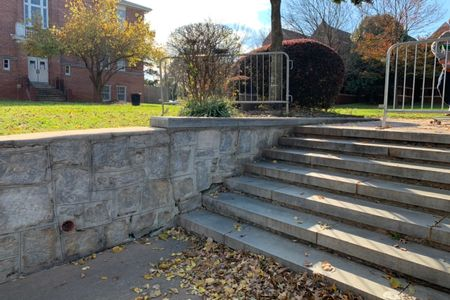Preview image for Morris Brown 7 Stair Out Ledge
