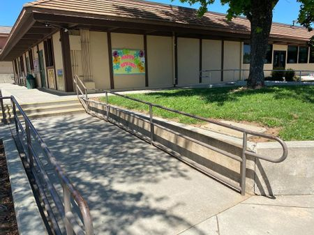 Preview image for Magnolia Intermediate School - 3 Stair Out Rail