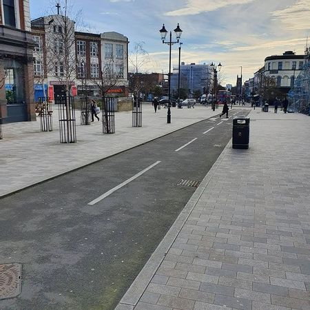 Preview image for Archway Cyclist Street Gap