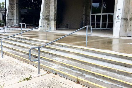 Preview image for Southwestern College 5 Stair Kink Rail