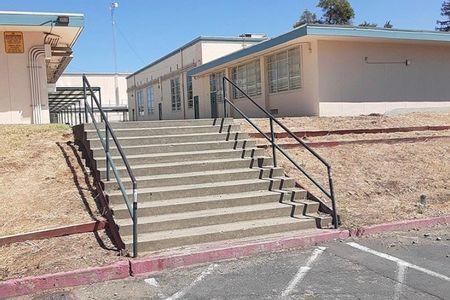 Preview image for San Juan High School 12 Stair Rail