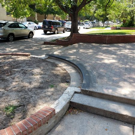 Preview image for Quality Hill Park - 2 Stair Curve Ledge