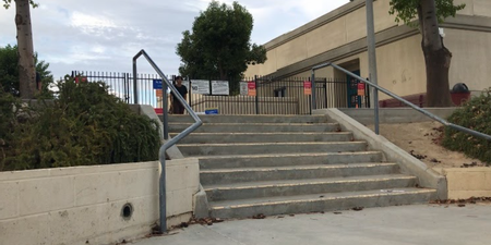 Preview image for Fruitvale 8 Stair Rail