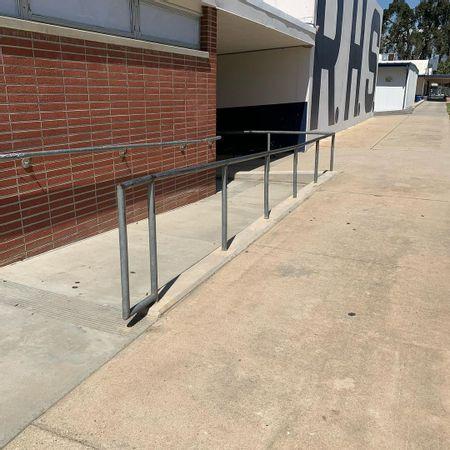 Preview image for Redlands High School - Handicap Rails